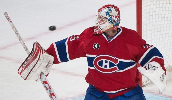 Dustin Tokarski, Arizona Coyotes vs. Montreal Canadiens - Photos - February 01, 2015 - ESPN