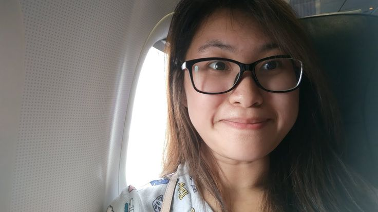 Upgraded to Business Class for FREE | vlog Channel : wennyishere