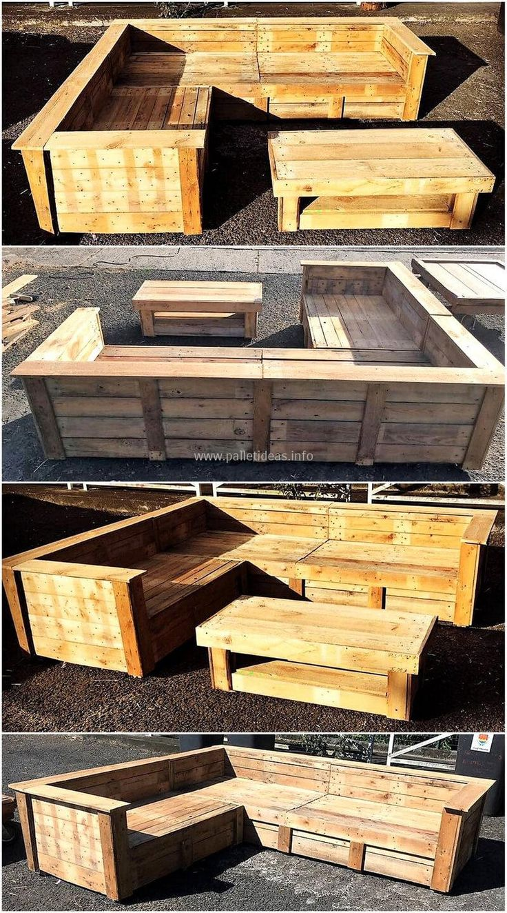 Best 25+ Pallet patio ideas on Pinterest | Pallet ...