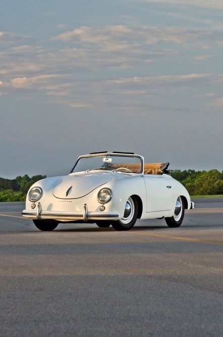 1953 porsche 356 pre a 1500 reutter cabriolet | classic luxury sports cars  #RePin by AT Social Media Marketing - Pinterest Marketing Specialists ATSocialMedia.co.uk