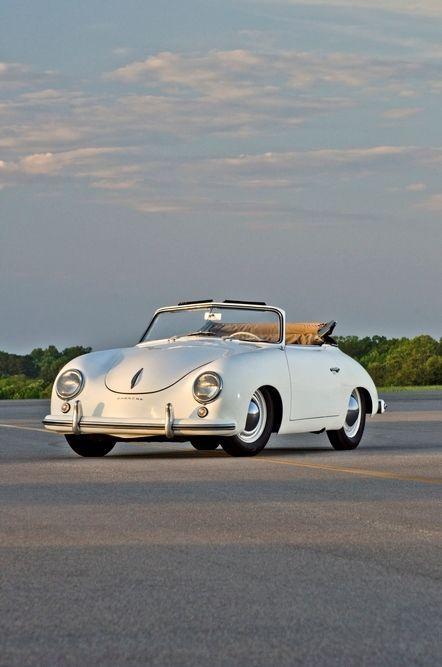 1953 porsche 356 pre a 1500 reutter cabriolet | classic luxury sports cars