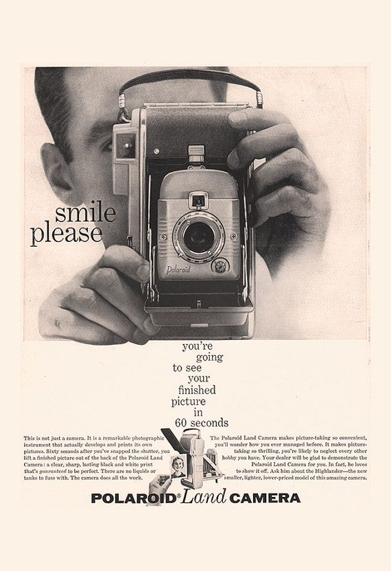 Assez 213 best polaroid images on Pinterest   Polaroid, Polaroid cameras  MF33