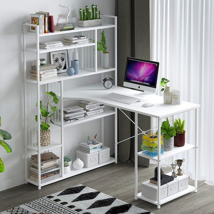 Creative Computer Workstation Ideas Decomagz Desks For Small Spaces Workstation Computer Workstation