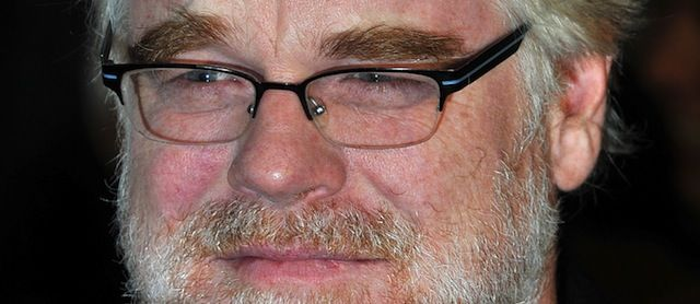 US actor Philip Seymour Hoffman attends