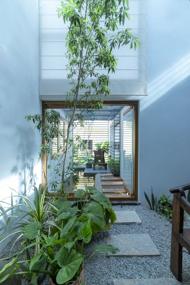 Gallery Of Manjadi House Of The Bead Tree No Architects Designers And Social Artists 3 In 2020 Tropical Living Architect Beautiful Interiors