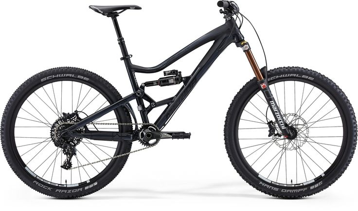 One-Sixty 7. 700 - Mountain Bikes - Merida Bikes Great Britain My bike. If you get one change the cranks as the FSA 386 type chaining is not very good and hard to replace. Also a chain guide would help. The only compatible one I have found is the MRP Micro