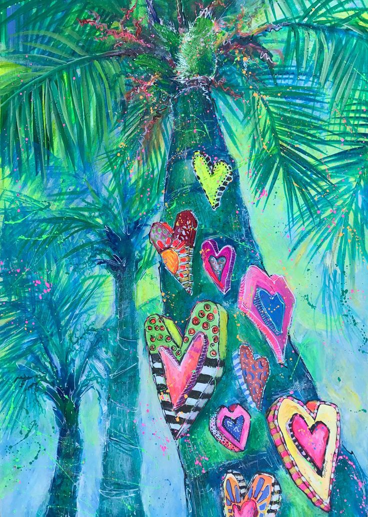 Naples Illustrated has chosen my Hearts of Palm artwork as a finalist for its Naples Charity Register cover art. After a month-long call to artists that resulted in a great deal of submissions conveying the theme of philanthropy and giving,
