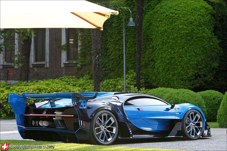 115 best BUGATTI images on Pinterest Lightning Bugatti Vision on lightning paint job corvette, lightning man, lightning ford,