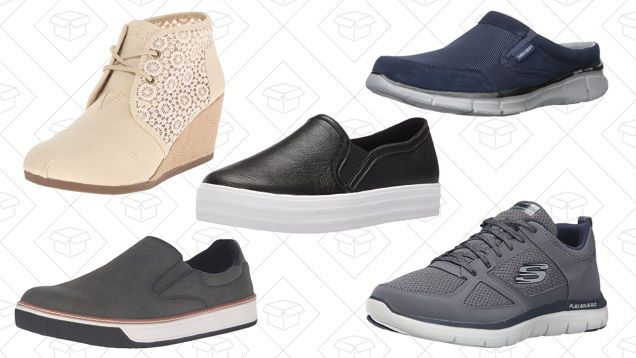 Give Your Feet a Break With Amazons Under-$35 Skechers Sale