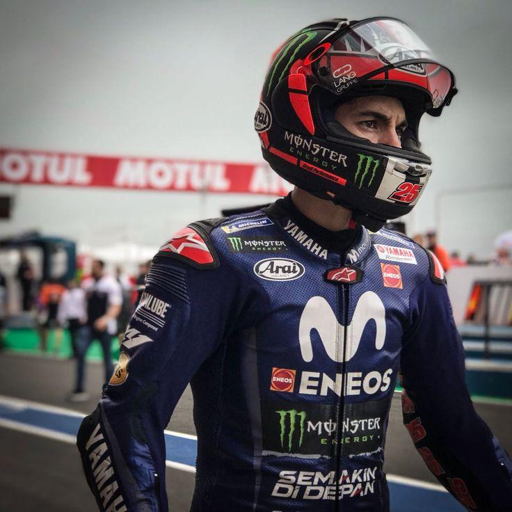 Vinales finished 5th Argentina MotoGP 08/04/2018