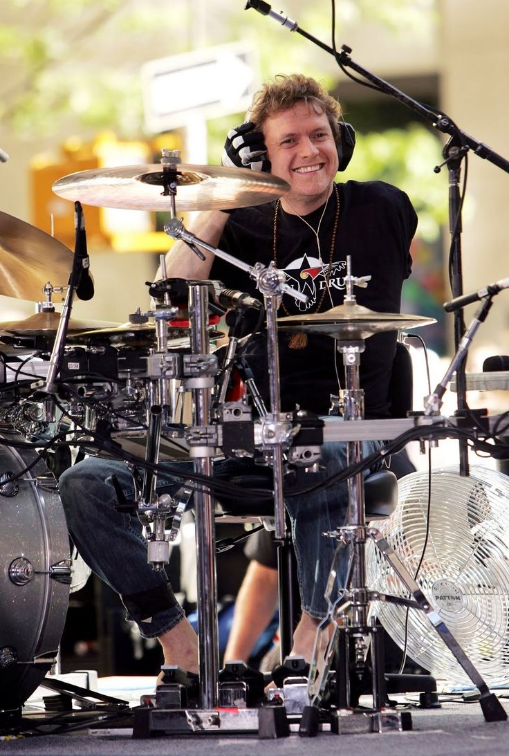 Rick Allen (Def Leppard drummer)