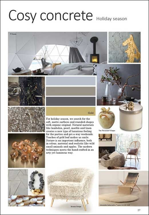 Next interior trend a w 2017 2018 aw17 18 pinterest inredning och inspiration - Interior design color trends in ...