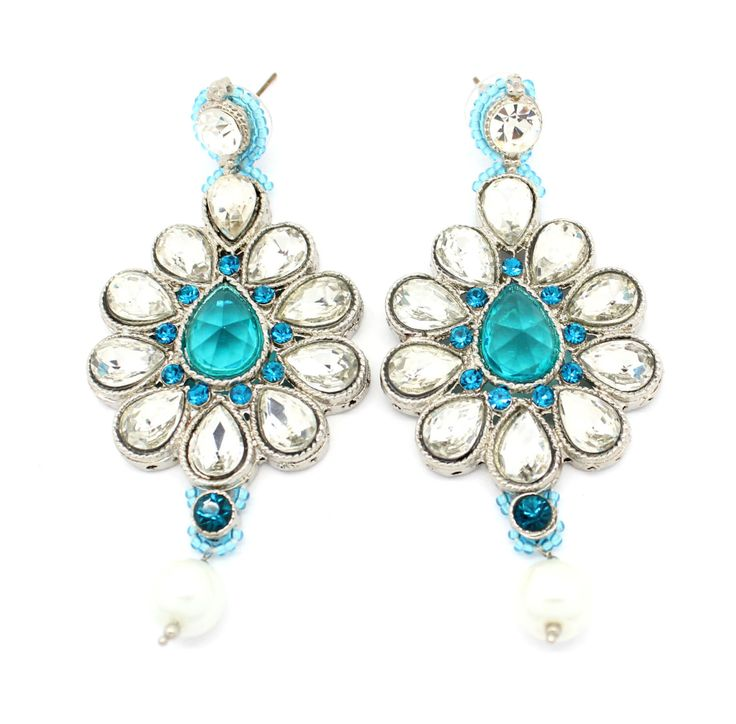 26 best Indian Earrings images on Pinterest | Vintage style ...