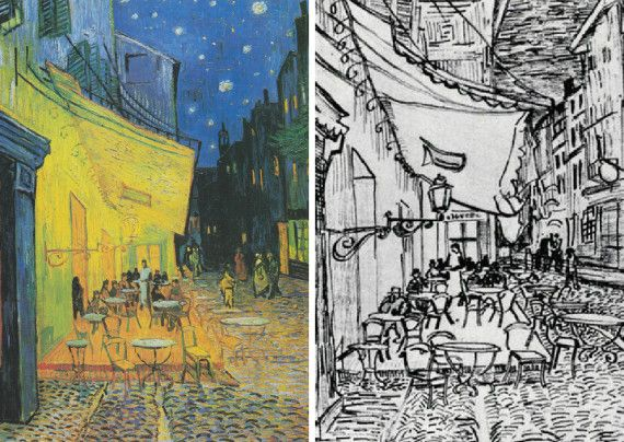 Vincent Van Gogh May Have Hidden The Last Supper Within One Of His Most Famous Paintings