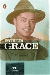 Tu by Patricia Grace. Tu is proud of his name – the Maori god of war. But Tu is the sole survivor from the three brothers who went to war. Now, when his young niece and nephew come to him to find out what happened, Tu is brought face to face with the past. What really happened to the three brothers as the Maori Battalion fought in the hills and valleys of Italy is contained in the pages of his war journal, and this he now decides to give to his niece and nephew.