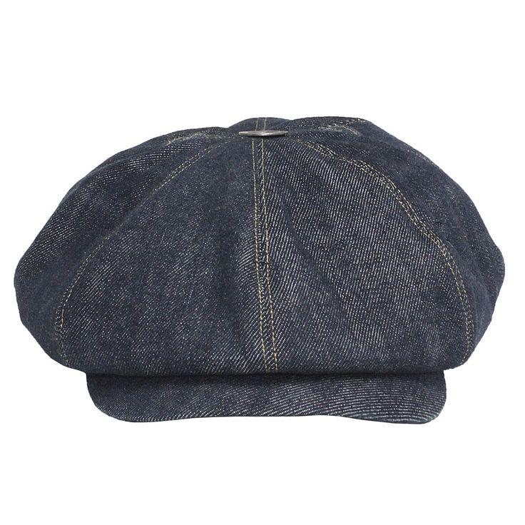Newsboy cap Denim Jeans