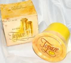 Vintage Avon - Topaz, my mom used to used this