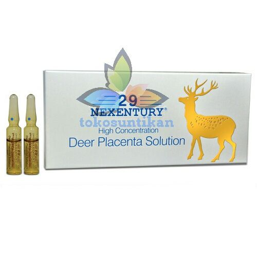 Toko Suntikan.com: 29 Nexentury High concentration Deer Placenta Solu...