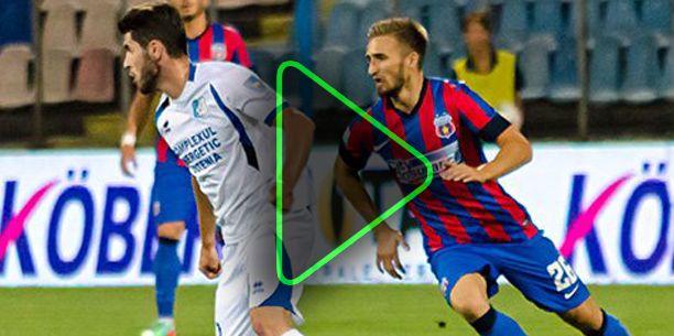 Pandurii - Steaua live pe net. Asteptati 30 de secunde ca playerul sa se incarce. Pentru FullSCREEN ...