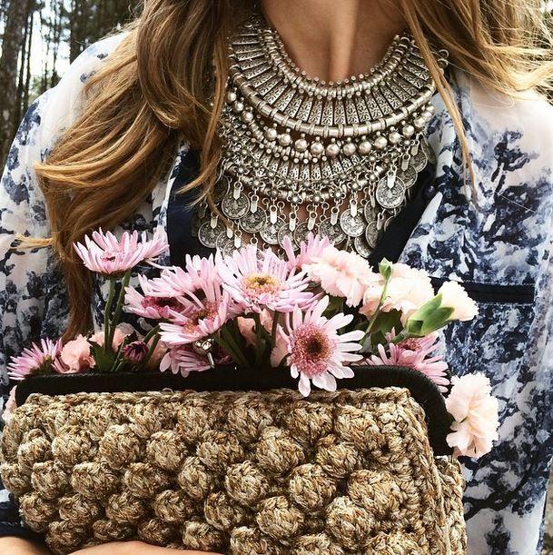 #MMissoni #bag |GOLD FAUX-RAFFIA LUREX BAG | #Winter #2014 Collection | @carotarts