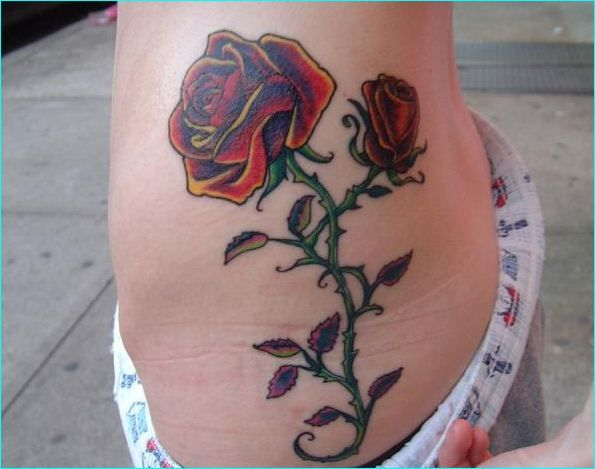 35 Side Tattoos Which are Sensational