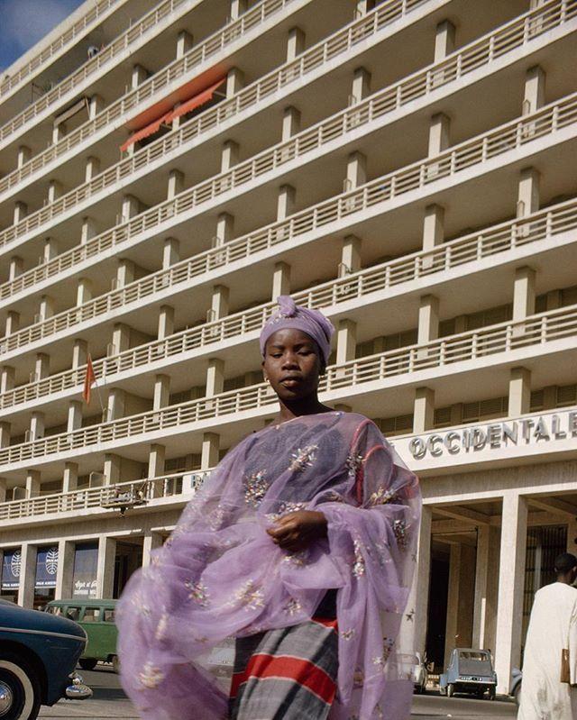 Dakar 1966 by John Scofield
