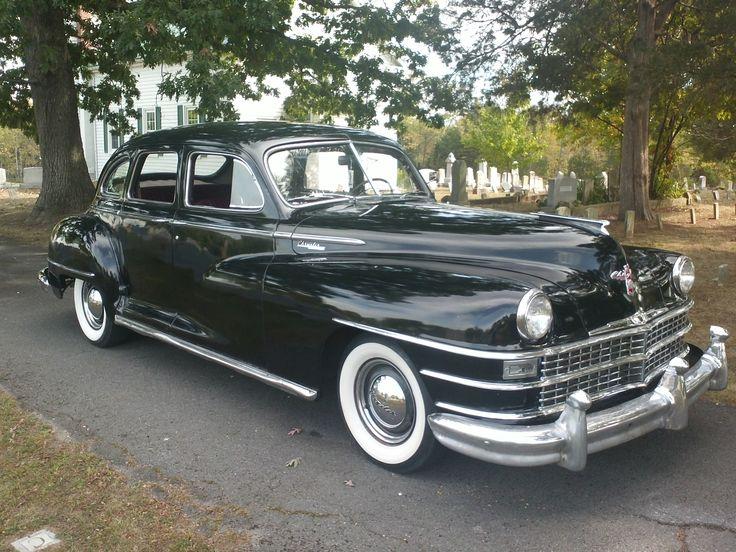 My 1946 Chrysler Windsor Wayne S Pintrist Pinterest