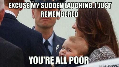 prince george memes - Google Search
