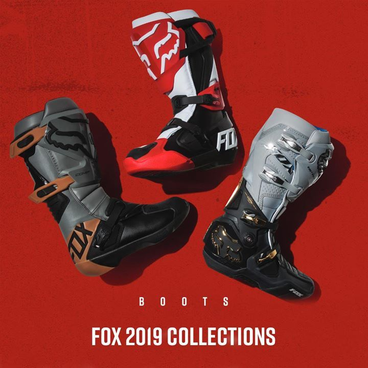 c94d3b9e222 XCLUB FOX RACING MX19 BOOT COLLECTION Available now at XClub leading ...