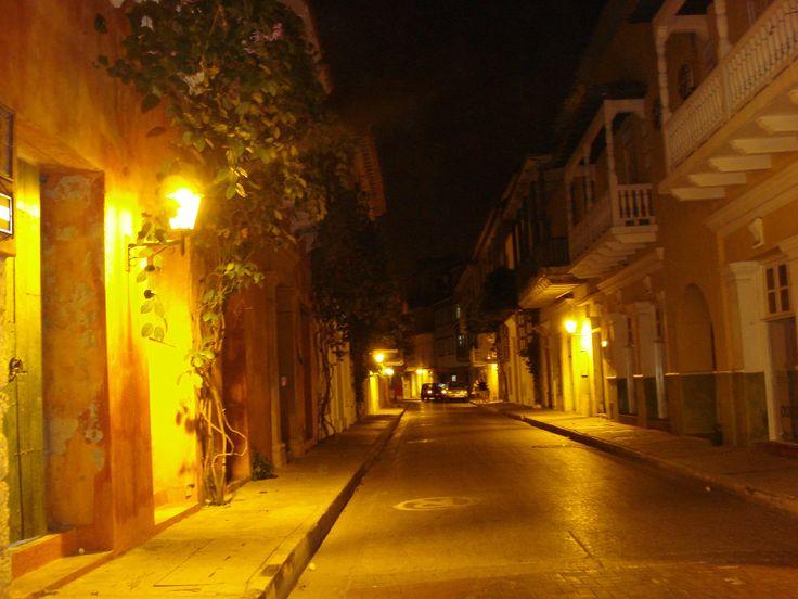 Centro histórico. Cartagena, Colombia
