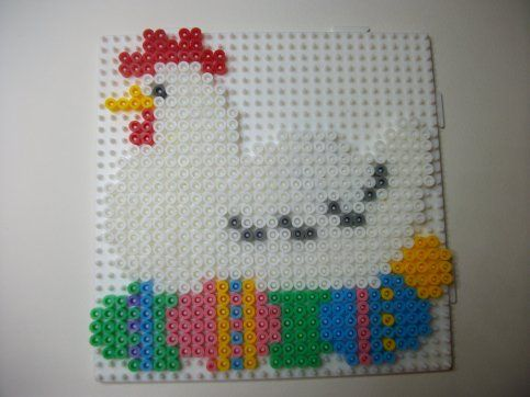 Easter hama perler by mes-petites-creations-13