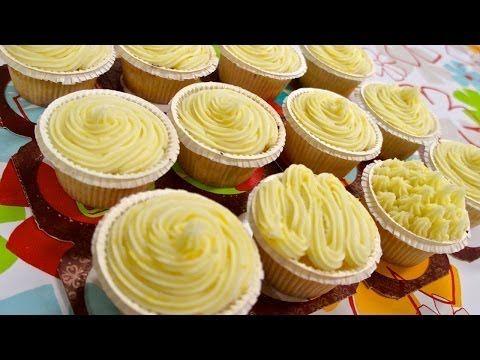 Przepis na najlepsze bardzo cytrynowe cupcakes z lukrem angielskim - Film kulinarny - Smaker.pl