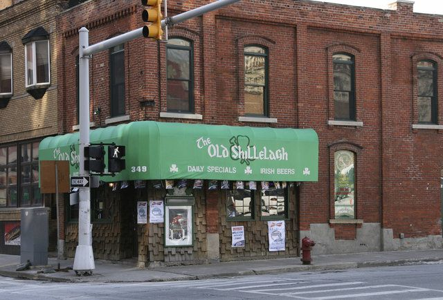 The Old Shillelagh, Detroit, MI   One of the 21 best Irish pubs in the United States   Thrillist