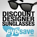 Discount Sunglasses at EyeSave.com - Save 50%!