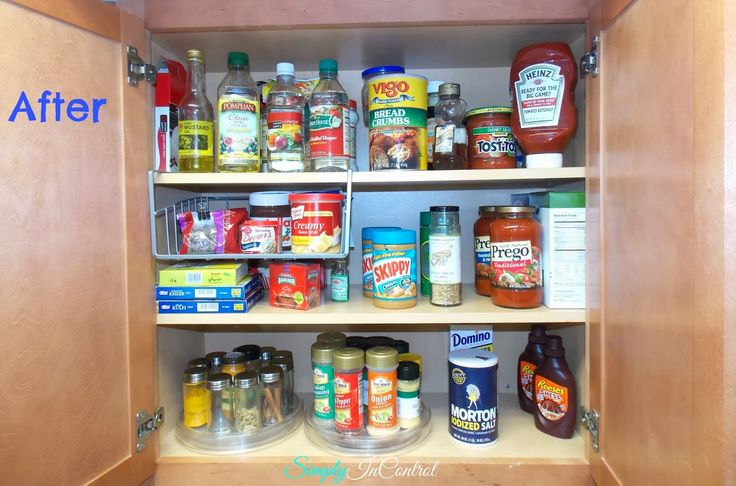 Small Pantry Organization Sometimes There 39 S No Pantry