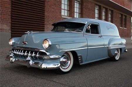 1954 Chevrolet sedan delivery - Chevrolet Wallpaper ID 902568 - Desktop Nexus Cars