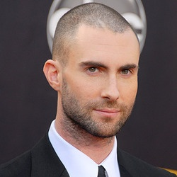 SWOONING over Adam Levine