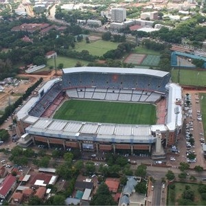 Loftus Versfeld - Pretoria - South Africa - holy grounds for all Blue Bulls supporters #loftusversfeld #bluebulls #pretoria