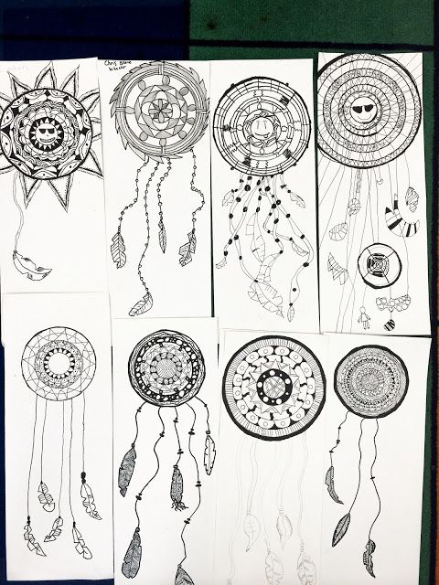 smART Class: Dream Catchers
