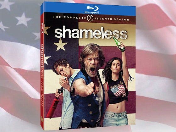 10 will win a $39.99 Shameless: The Complete Seventh Season Blu-ray. Own Shameless: The Complete Seventh Season on Digital now. Own the Blu-ray and DVD September 26 which includes all season 7 episodes, deleted scenes and a gag reel.