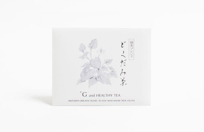 どくだみ茶(緑茶ブレンド)[1カップ用ティーバッグ3g×1P] - お茶の秋月園オンラインショップ|Life with tea