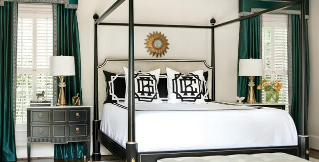Black Four Poster Bed: 1000+ Ideas About Four Poster Beds On Pinterest