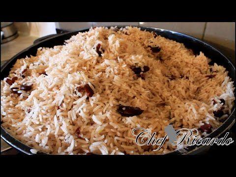 Jamaican Rice & Peas Recipe( Jamaica Independence Day Recipe )Chef Ricardo Cooking - YouTube