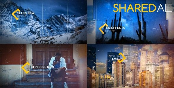 Videohive - Perfect Parallax Slide 19208690 - Free Download