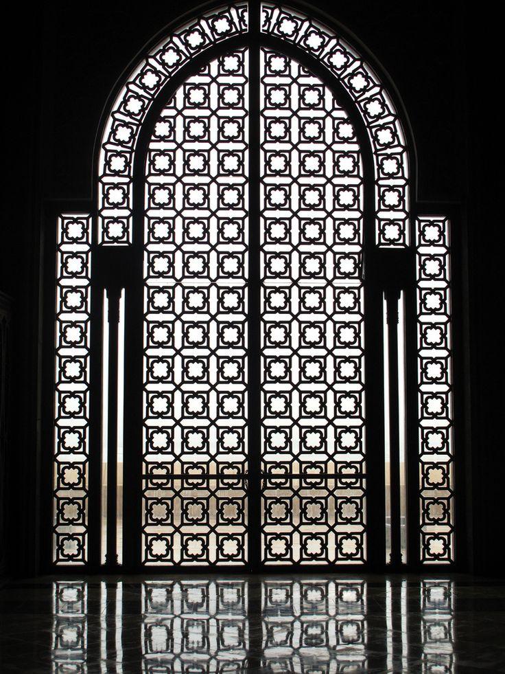 Africa | King Hassan II Mosque, Casablanca, Morocco | ©HenryHill