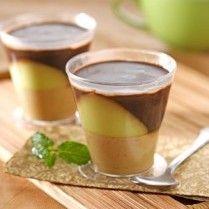 resep puding avokad cokelat