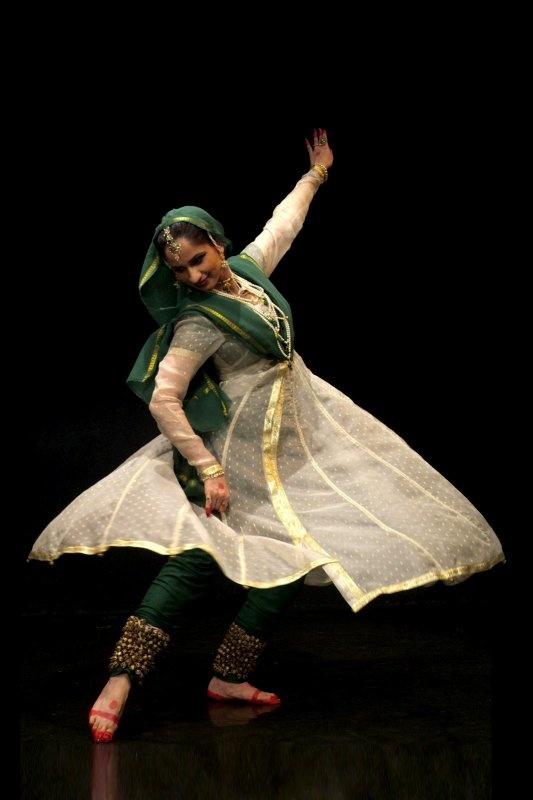 Eight Forms of Famous Indian Classical Dance