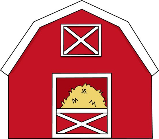 Free Farm clip art from mycutegraphics.com