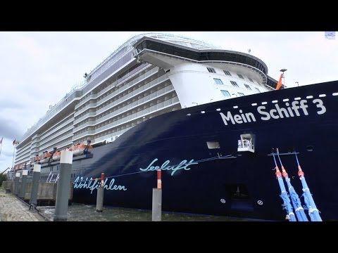 10 Fragen an TUI Cruises-Kapitän Dimitris Papatsatsis   traveLink.