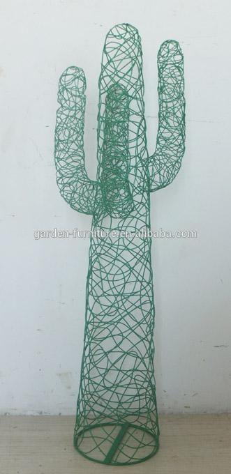 10 best cactus images on pinterest cactus cactus craft - Sculpture exterieure metal ...